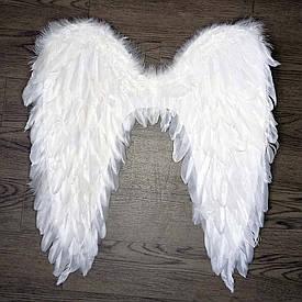 Крила Амура великі 55х55см (білі)