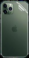Гидрогелевая пленка на заднюю крышку iPhone 12 / 12 pro Gold