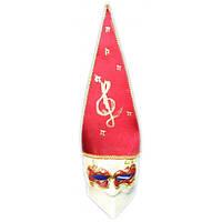 Маска карнавальная венецианская Arjuna папье-маше 44979, КОД: 1366765