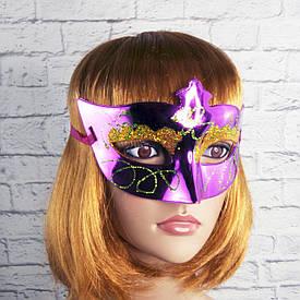 Венеціанська маска Грація (асорті)