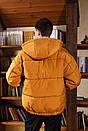 Куртка зимова Оверсайз оранж, фото 4