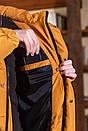 Куртка зимова Оверсайз оранж, фото 7