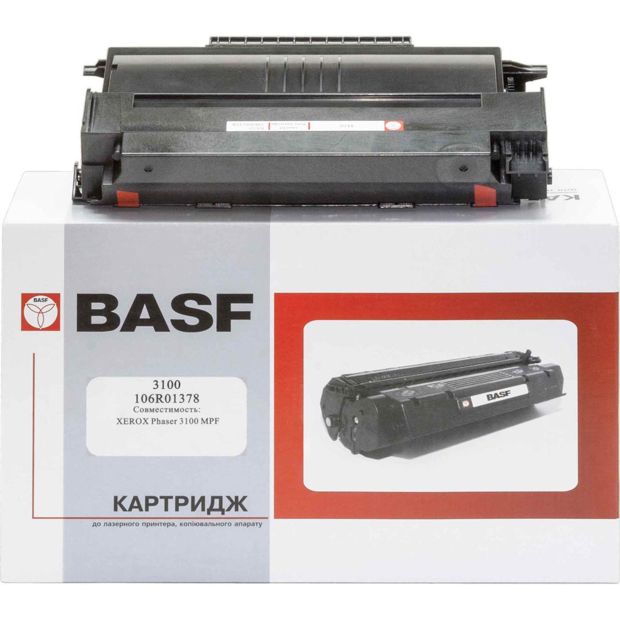 Тонер-картридж до PagePro 1480 MF/1490 MF  (Xerox Phaser 3100) BASF