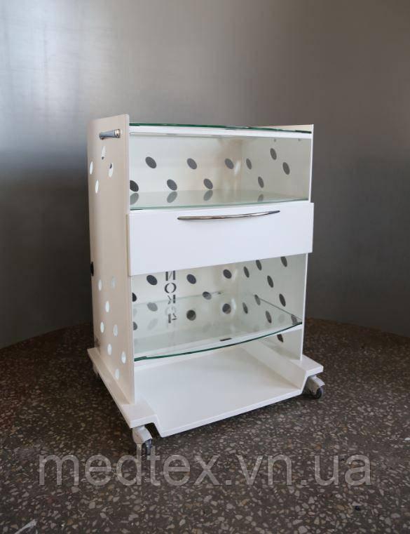 Стоматологічний столик Панок 4-600 з ящиком