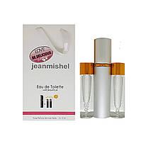Парфюм-спрей Jeanmishel Love Be Delicious fresh blossom 80 3 x 15 мл, КОД: 155901
