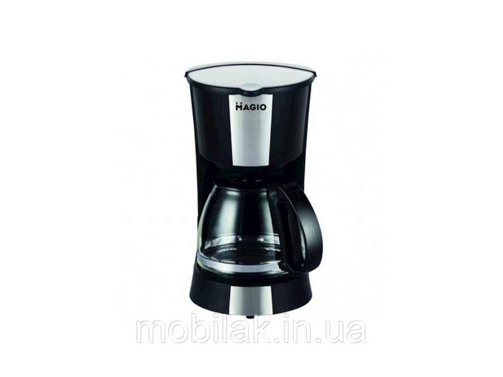 Кавоварка МG-349, 550Вт, скляна колба ТМ MAGIO