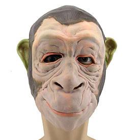 Гумова Маска Мавпи