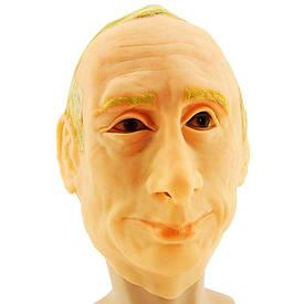 Маска гумова Путін