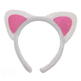 Вушка Кішка (білі)