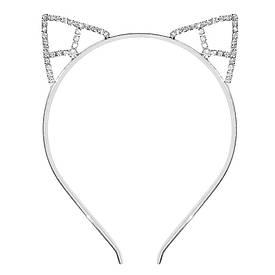 Вушка Кішки на обідку метал