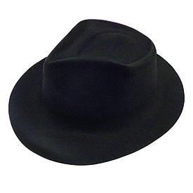Капелюх Чоловіча флок (чорна)
