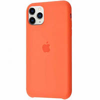 Чехол Silicone Case для Apple iPhone 11 Pro Max Оранжевый / Apricot