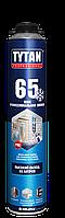 Пена монтажная зимняя (-20 градусов) профессиональная Tytan Professional O2 65 GUN B3 (750 мл)