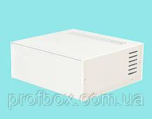 Корпус металевий MB-17 (Ш235 Г217 В92) білий, RAL9016(White textured)