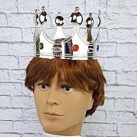 Корона Короля (срібло)