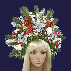 Кокошник Лісова красуня 10377