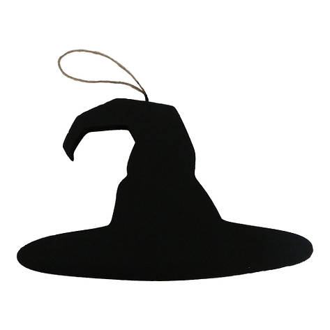 Декор объемный Шляпа ведьмы, фото 2
