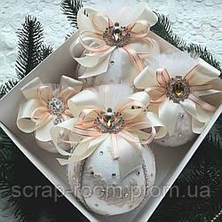 Новогодние шары, набор новогодних шаров, елочные шары, шары на елку, новый год 2021