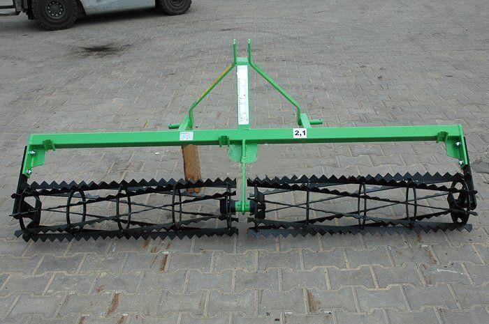 Каток для культиватора 2,1 м на втулках