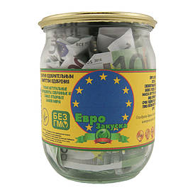 Грошовий подарунок Євро закуска