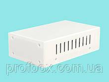 Корпус металевий MB-50 (Ш90 Г150 В45) білий, RAL9016(White textured)