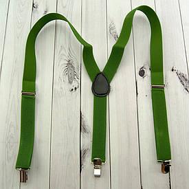 Подтяжки (зеленые)