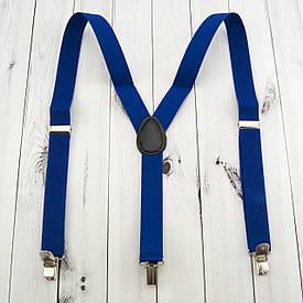 Підтяжки (сині)