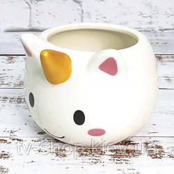 Керамічна чашка Єдиноріг