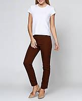 Женские штаны Gerry Weber 38R Коричневый 2900054576019, КОД: 989555