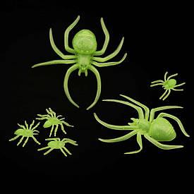 Павуки світлонакопичуючі (уп. 6шт)