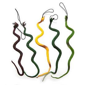 Резиновая змея 30см