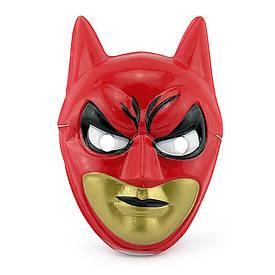 Маска Дитяча Бетмен (уп. 12шт) пластик