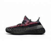 Кроссовки Adidas x Yeezy Boost 350 V2 Static 41 Black Bordo, КОД: 1899432