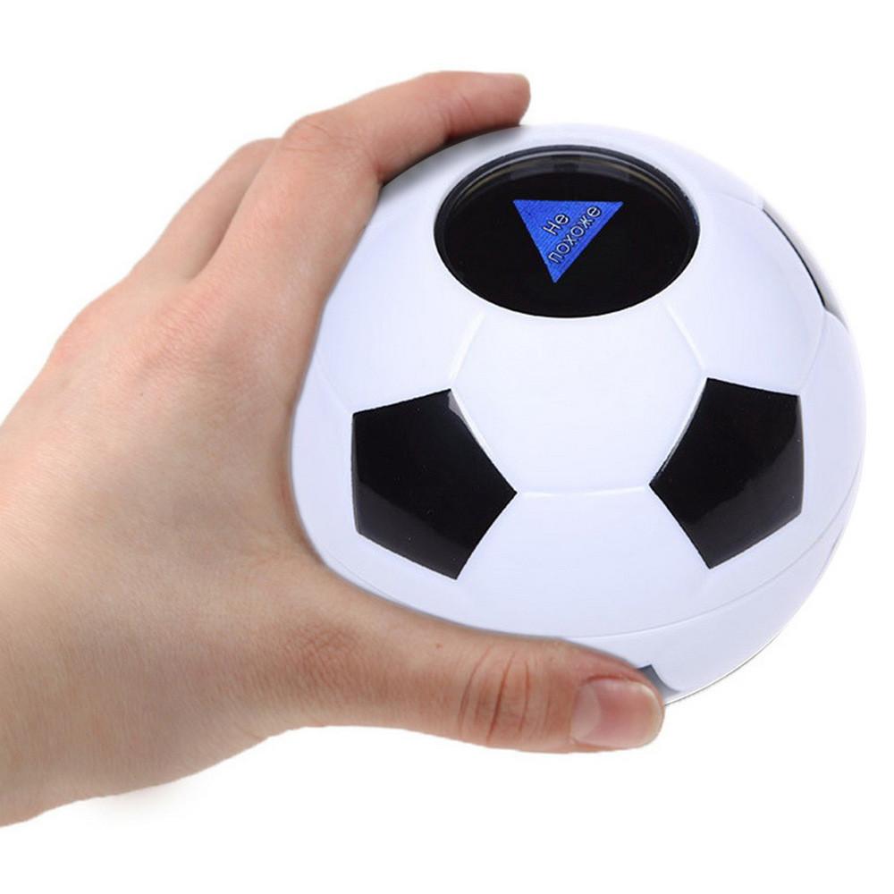 Магический шар предсказатель для принятия решений (10см) футбол