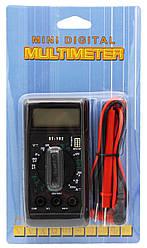 Мультиметр 181 (Тестер), типи вимірювань - DCV, АCV, DCA.