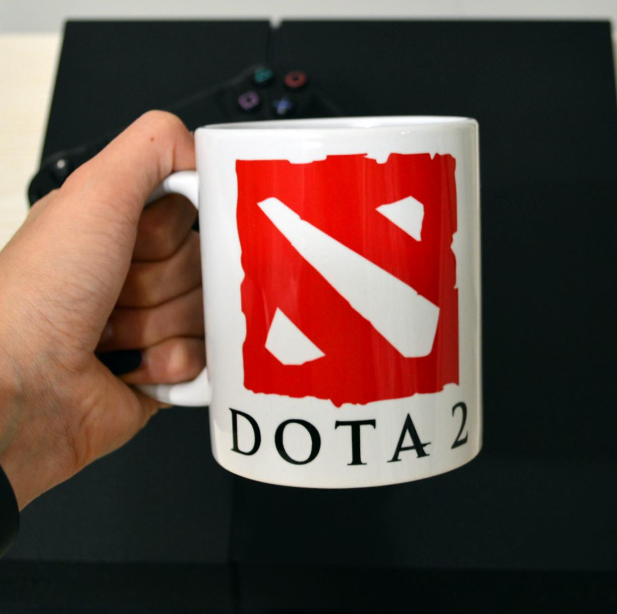 Чашка Dota2 - фото 1