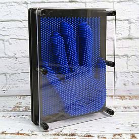 Цвяхи ART-PIN Скульптор L пластик сині