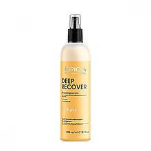 Трёхфазная Восстанавливающая Сыворотка Для Повреждённых Волос EPICA Deep Recover, 300 Мл