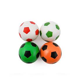 М'ячик стрибунець 32мм Футбол