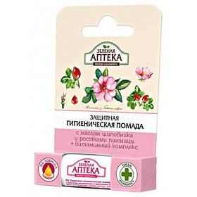 Захисна гігієнічна помада з маслом шипшини і паростками пшениці 3,6 г