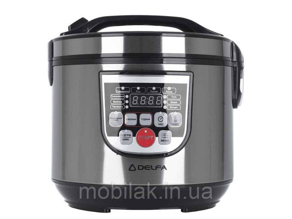 Мультиварка Delfa DMC-500 ТМ DELFA