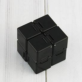 Кубик антистрес Infinity Cube (чорний)