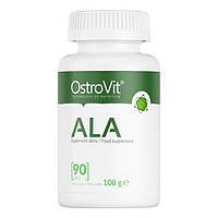 OstroVit, ALA Альфа-липоевая кислота ALA , 90 таблеток