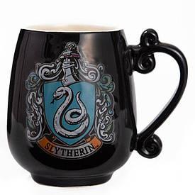 Чашка на подарунок фігурна Гаррі Поттер Слізерін