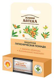 Захисна гігієнічна помада з маслом обліпихи 3,6 г