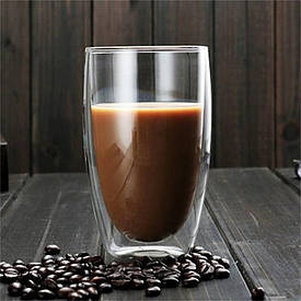 Склянку з подвійними стінками Classik 350 ml