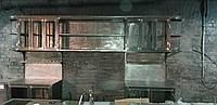 Барная стойка в стиле Loft. Изготовление мебели для кафе и баров в стиле лофт