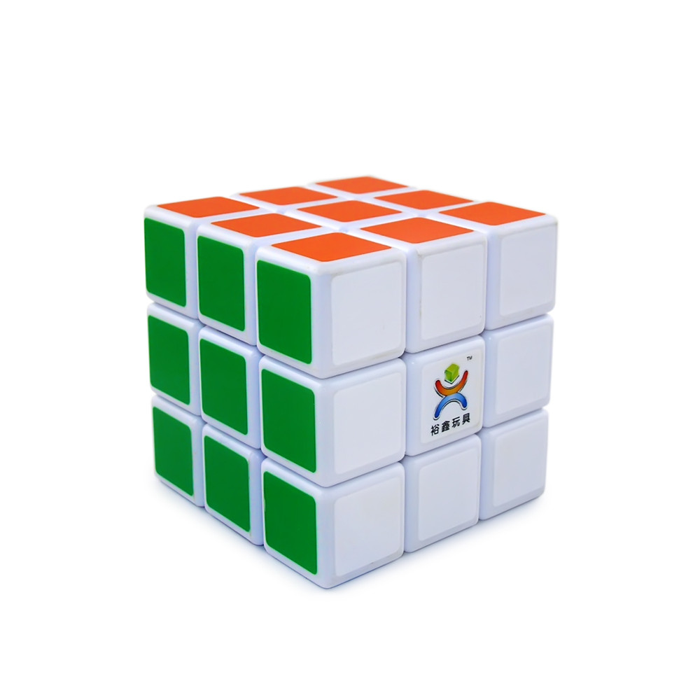 Кубик Рубіка 3х3 NORMA (білий)