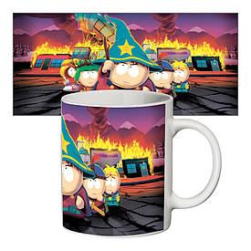 Чашка з принтом 63406 South Park #1
