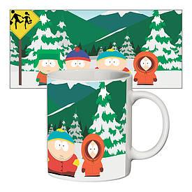 Чашка з принтом 63407 South Park #2